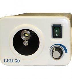 50 Watt LED Light Source with ACMI port