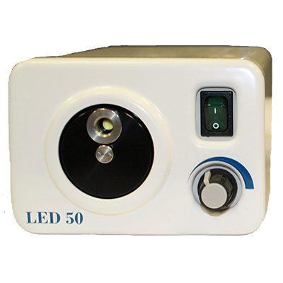 50 Watt LED Light Source with ACMI port