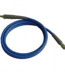 Fiber Optic Cable, 7', 5.0mm diameter, reinforced