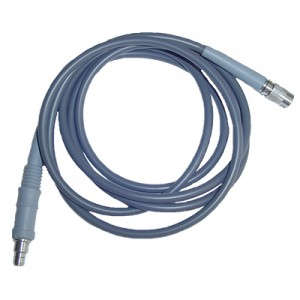 Quick-On Fiber Optic Cable, 3.5mm- 7 feet long